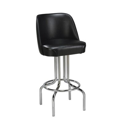 "Regal Baraba 26"" Metal Swivel Counter Stool"