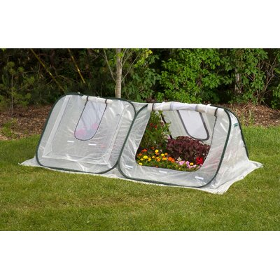 Flowerhouse StarterHouse Polyethylene Mini Greenhouse