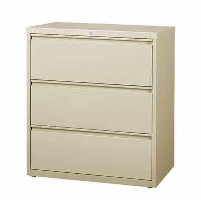 CommClad 30&quot; Wide 3 Drawer Lateral File Cabinet
