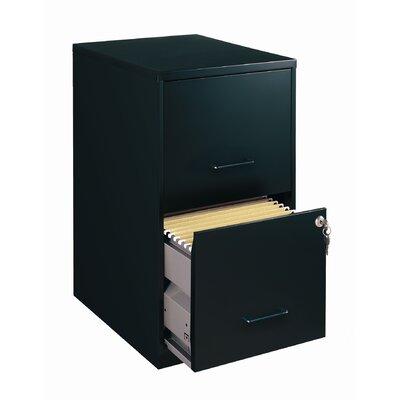 CommClad 2-Drawer  Smart File Cabinet