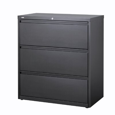 CommClad 3-Drawer  File Cabinet