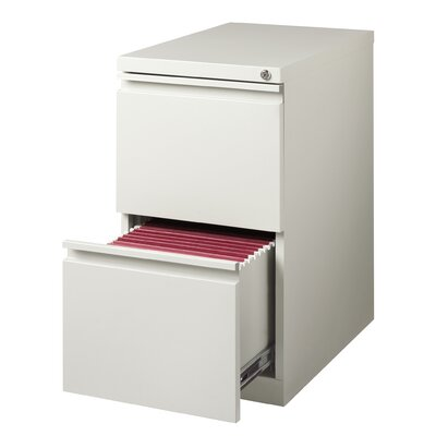 "CommClad Mobile Pedestal 23"" Deep File/File"