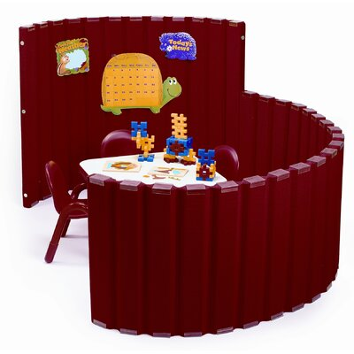 SoundSponge Quiet Dividers Wall with 2 Support Feet