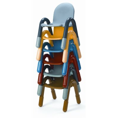 "Angeles Baseline 7"" PVC Classroom Chair"