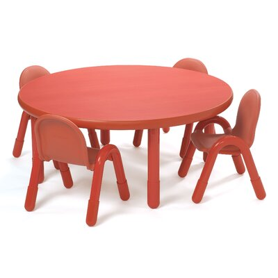"Angeles 48"" Round Baseline Tables"