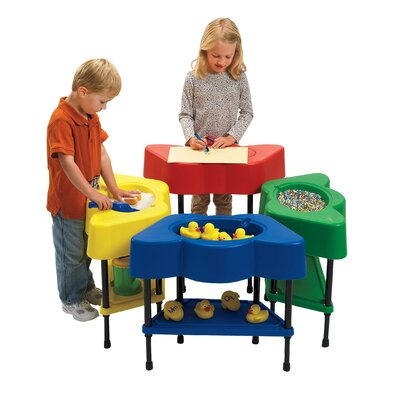 Angeles Sensory/Activity Tables (Set of 4)