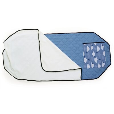 Angeles Angels Rest Standard Cloud Angels Poly / Cotton Quilt