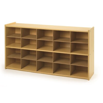 Angeles Value Line 20 Compartment Cubby