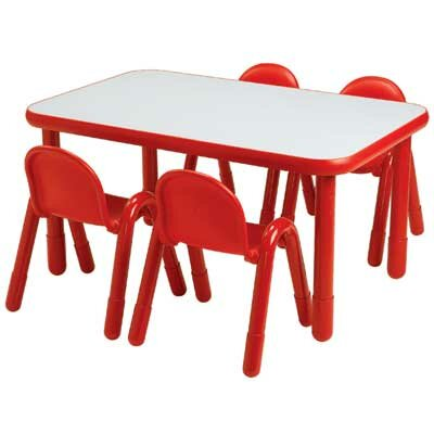 "Angeles 30"" x 72"" Baseline Tables"