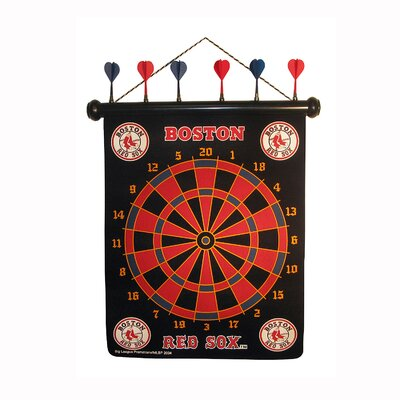 Rico Industries MLB Dart Board Set
