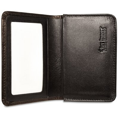 Jack Georges Prestige Card Holder Wallet