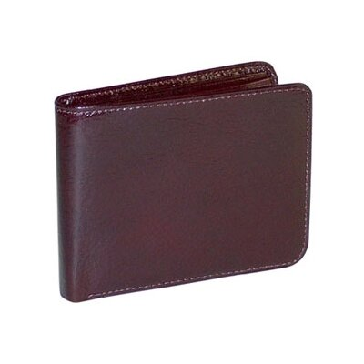 Jack Georges Sienna Bi-Fold Men's Wallet