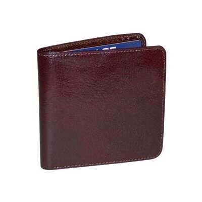 Jack Georges Sienna Hipster Men's Wallet