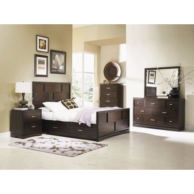 Najarian Furniture Key West Panel Bedroom Collection