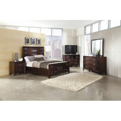 Najarian Furniture Metro Storage Bed
