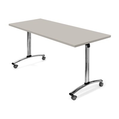 "SurfaceWorks Drive 36"" x 60"" Rectangular Flip Top Table"