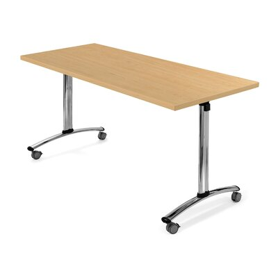 "SurfaceWorks Drive 30"" x 60"" Rectangular Flip Top Table"