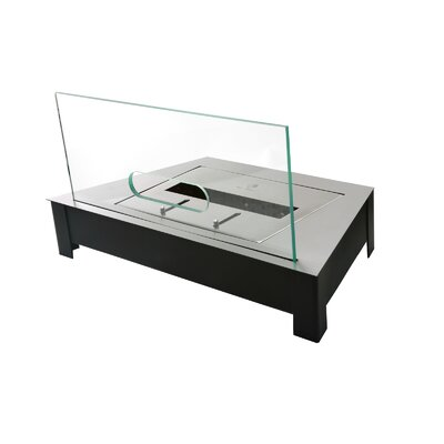Bio-Blaze Design Table Bio Ethanol Fuel Fireplace