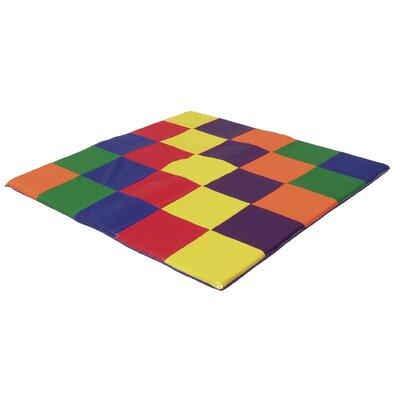 """ECR4kids 60"""" Square Utra Soft Toddler Mat"""
