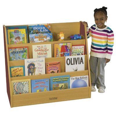ECR4kids Colorful Essentials™ Book Display Stand