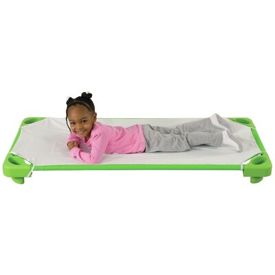 ECR4kids Unassembled Color Cots (Set of 6)