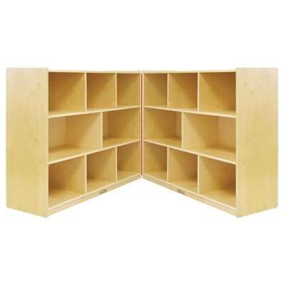 "ECR4kids 36"" Fold and Lock Cabinet"