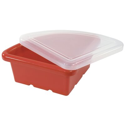 "ECR4kids 6.9"" Quarter Circle Replacement Tray"