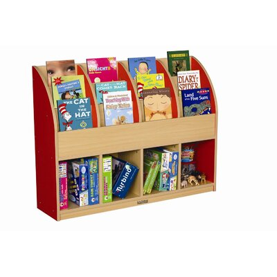 ECR4kids Colorful Essentials Single Sided Book Stand