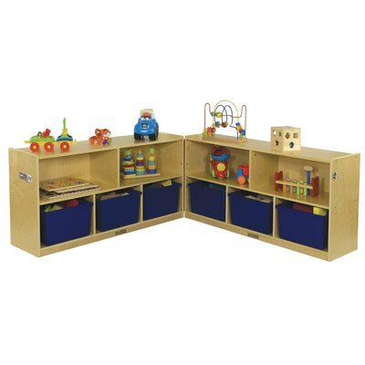 "ECR4kids 24"" Fold and Lock Cabinet"