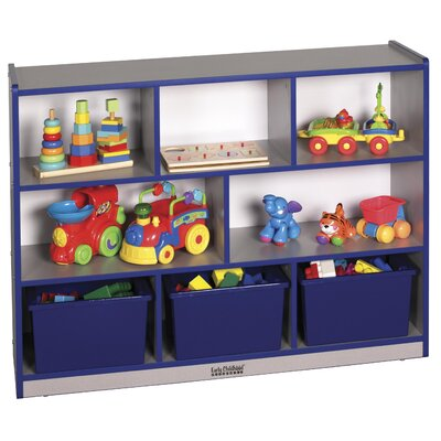 "ECR4kids 36"" High Storage Cabinet, Laminate"