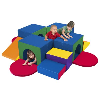 ECR4kids SoftZone™ Tunnel Maze