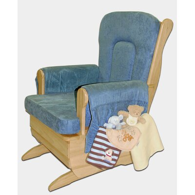 Glider Rocker with Standard Wood Base