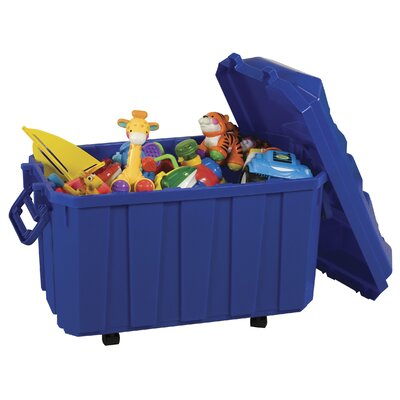 ECR4kids Stackable Storage Trunk