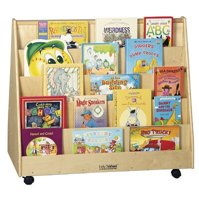 ECR4kids Mobile Two Sided Book Display