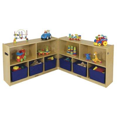 "ECR4kids 30"" Fold and Lock Cabinet"