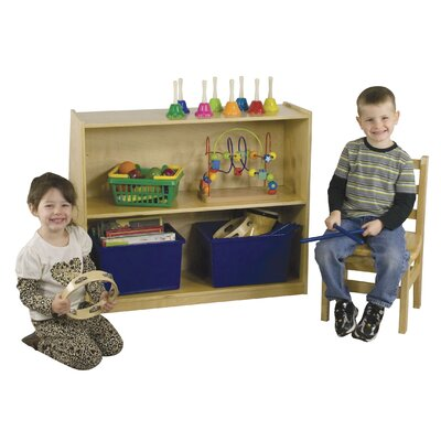 ECR4kids Book Display and Book Shelf Storage Unit