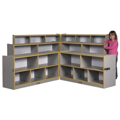 "ECR4kids 30"" Medium Fold & Lock, Laminate"