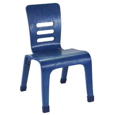 ECR4kids 12&quot; Bentwood Classroom Stackable Chair