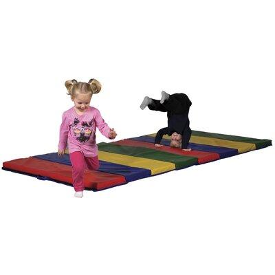 "ECR4kids 2"" Tumbling Mat - 4 Section (4'x8')"