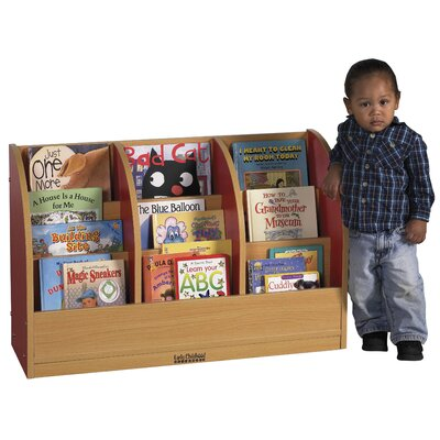 ECR4kids Single-Sided Book Stand - Toddler