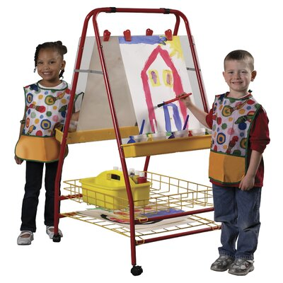 ECR4kids 2-Station Art Easel Center
