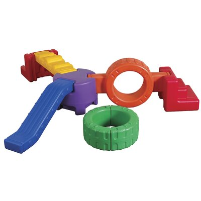 ECR4kids 8 Piece Climb and Play