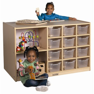 ECR4kids Double Sided Laminate Cabinet