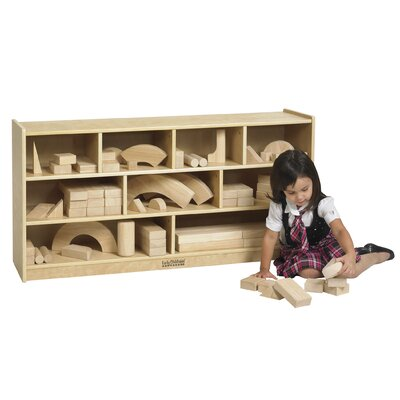 ECR4kids Large Block Storage Cart