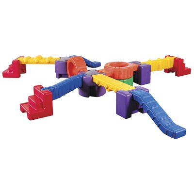 ECR4kids 17 Piece Climb and Play