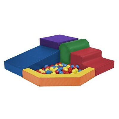 ECR4kids Soft Zone PE Balls (120 per Case)