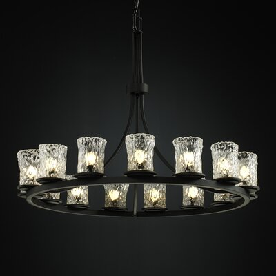 Veneto Luce Dakota 15 Light Chandelier