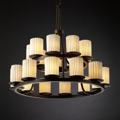 Limoges Dakota 21 Light Chandelier