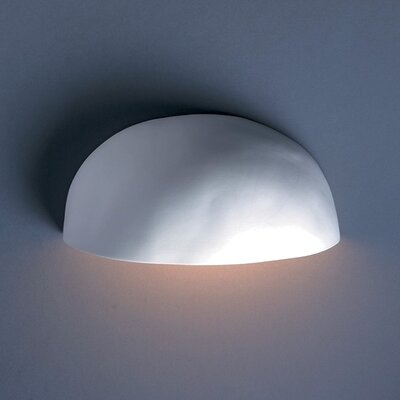 Justice Design Group Ambiance Zia 1 Light Outdoor Wall Sconce