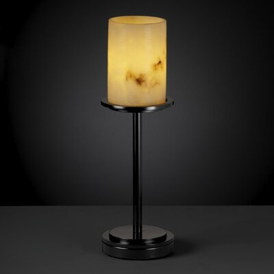 Justice Design Group LumenAria Dakota 1 Light Table Lamp